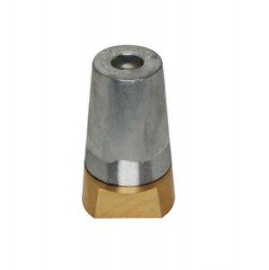 321062<br>Zinc ベネトープロペラ&amp;  ナット 35mm<br>(CMLAEC3500)