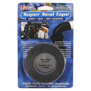 316238<br>スーパーシールテープ黒 2.5cm x 487cm<br>(RE3869)