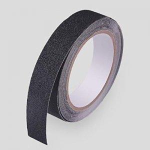 316254<br>ノンスリップテープBlack1&#34;(25mm) MID 18M<br>(RE3883BL)