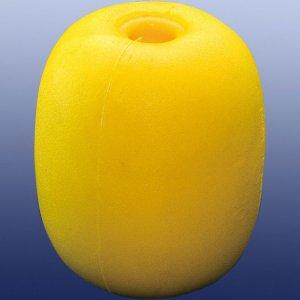100551<br>EVAブイSHE-6黄色 145x94x20<br>(SHE-6黄色)