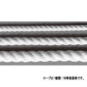 110009<br>ロープ ナイロン 3打ち   12mm
