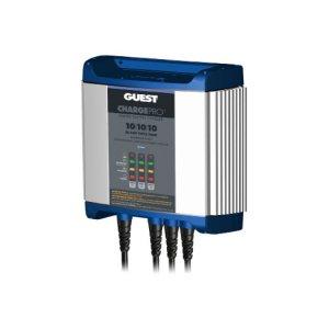 226892<br>Guest バッテリーチャジャー<br>40A / 12V; 4 Bank 入力電圧:90-135V <br>(2731A)
