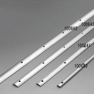 100643<br>SUS ラブレール1-1/2&#34; 12' (365cm)<br>(KH11023L12)