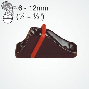 323097<br>Clamcleat Vertical w/Spring Gate <br>(CL237)