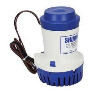 318157<br>ピラニア 1500 Bilge Pump 24Volt<br>(358-100-10)