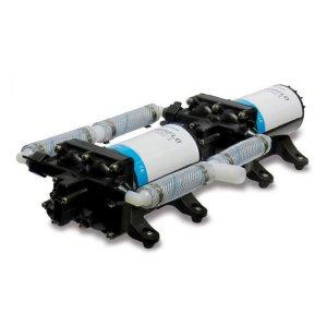 318844<br>シャフロハイフローシステム12 VDC, 55 PSI, 10 GPM<br>(4558-153-E75)