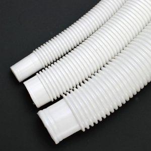 319118<br>白色 ビルジホース 38mm  30cm 当たり ポリエチレン
