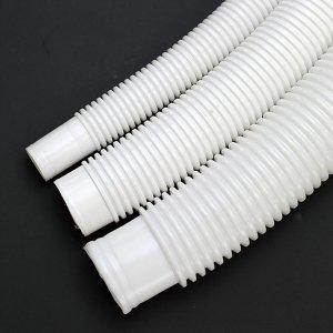 319137<br>白色 ビルジホース 32mm  50ft (15M ) ポリエチレン
