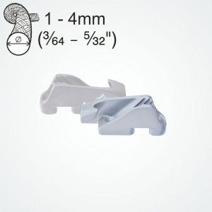 323206<br>Clamcleat Side entry Racing Micros(Port) <br>(CL278)