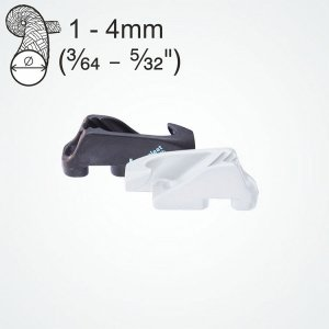 323207<br>Clamcleat Side entry Racing Micros(Port) <br>(CL278AN)
