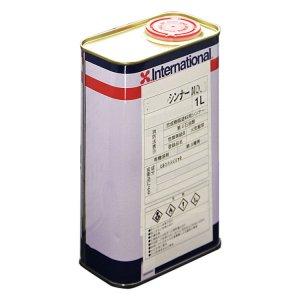 360432<br>インター エポキシシンナーNo. 7   1L