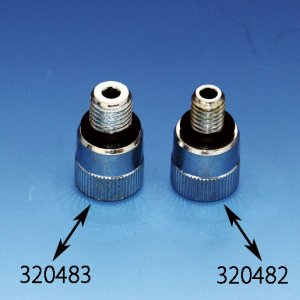 320482<br>アダプターfor ロアーポンプor チューブ8mm Yamaha<br>(3704756)