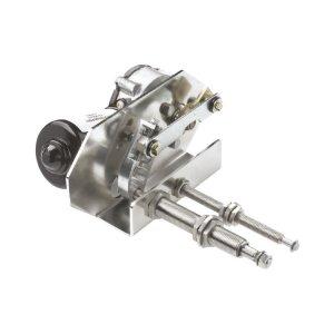 601152<br>HD. ワイパーモーター12volt ロングシャフト 85mm<br>(HDM12DL)