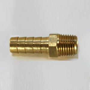 400098<br>ホース口 BARB-PH 1/2NPT x 1/2M-BR (Brass )<br>(1855949)