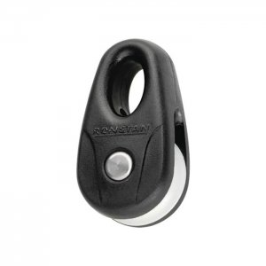 700685<br>Ronstan カイトブロック, Black, 2個セット<br>(RF13101-2)