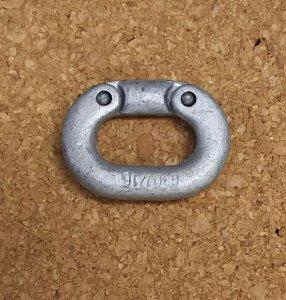 100142<br>チェーンコネクティングリンク 9.5mm