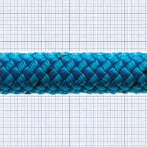 110722<br>Marlow ブレードロープ 10mm 青色<br>(KG0169)