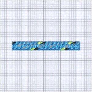113033 Marlow エクセルレーシング4mm BLUE (ER0161)