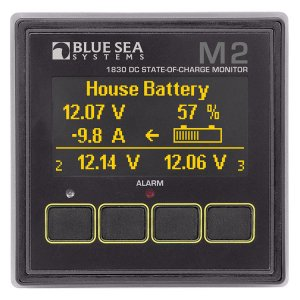 225221<br>BlueSea M2 OLED DC チャージMonitor          <br>(1830)