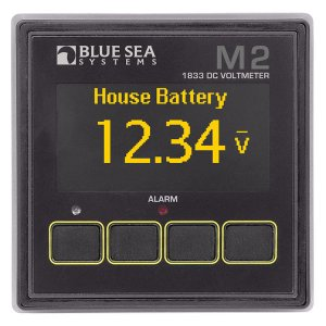 225223<br>BlueSea M2 OLED DC V       <br>(1833)