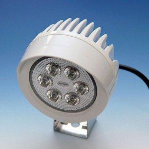 226599<br>BestLight ハイパワー丸型 LED 作業灯<br>(J-2300LED)