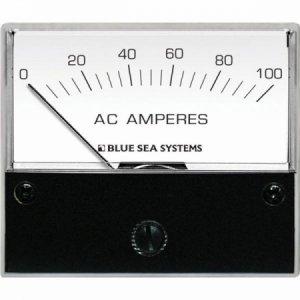 227549<br>BlueSea AC電流計アナログ 0−100 Amp + Coil<br>(8258)