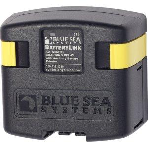 227685<br>BlueSea オートマチックチャージングリレー 12/24 volt<br>(7611)