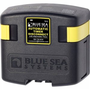 227687<br>BlueSea 12V 120Aタイマー&低電圧自動OFF <br>(7615)