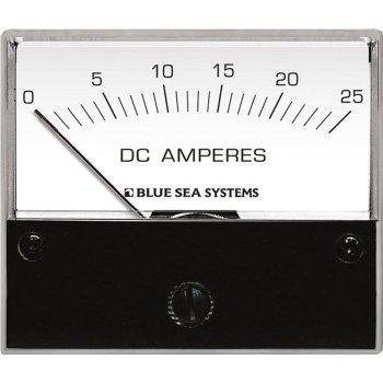 227774<br>BlueSea DC 電流計 0-25Amp<br>(8005)