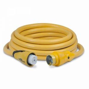 228266<br>Marinco 50A 125/250V 7.5M ケーブルセット<br>(CS504-25)