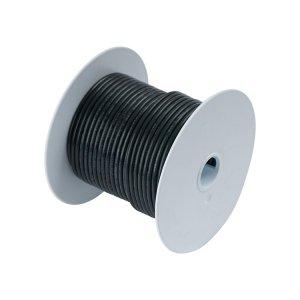 230301 Ancor Tin電線#18(0.8mm2)黒色/30M巻 (100010)