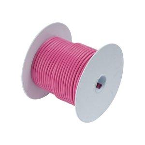 230311 Ancor Tin電線#18(0.8mm2)ピンク /30M巻 (100610)