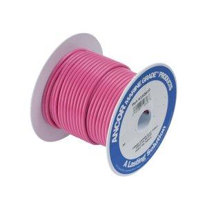 230371<br>Ancor TIN電線 #12(3㎟)ピンク色/30M巻<br>(106610)