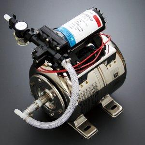 318842<br>SHURflo PUMP&アキュムレーター 12VDC 5GPM