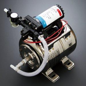 318843<br>SHURflo PUMP&アキュムレーター 24VDC 5GPM