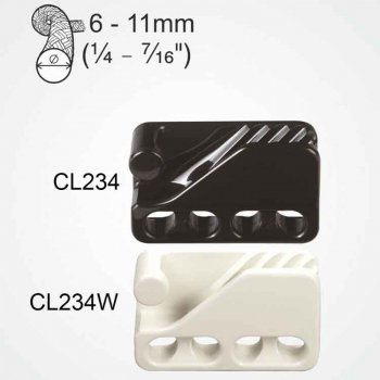 323091<br>Clamcleat フェンダーホルダー 6~11mm<br>(CL234)