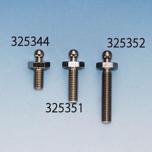325344<br>テナックス・ボルト マウント M5 x 10mm  all ステンレス<br>(02208.02098)