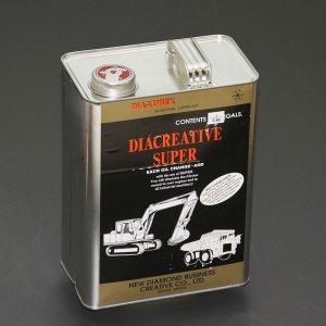 352501<br>ダイヤ Lubex スーパー  3.8L缶