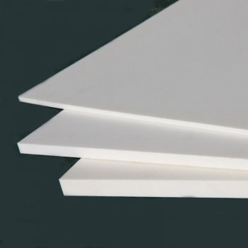 600451<br>ポリウッドシート white,1220 x 800 x 12mm<br>(SH12WSH)