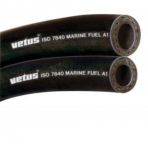 601026<br>Vetus 燃料ホース 25mm <br>(外径35mm)<br>(FUHOSE25A)