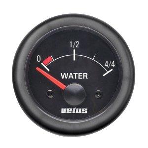 "M-601785<br>Vetus 水量計   24v  52 mm (2"") <br>(WATER24B)"