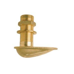 602378<br>Vetus Brassスクープストレーナー BSP<br>(WCAP11/4)