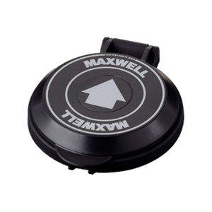 610143 Maxwell フットスイッチ・カバー付き(黒色)  (150Amp) (P19006)
