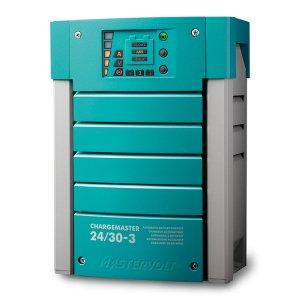 710012<br>MasterVolt バッテリー充電器Out 24V30Amp 3Bank<br>(44020300)