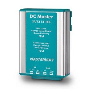 710033<br>Mastervolt DC Master コンバーター 24/12-12A (12 A cont. / 18 A 2 min.)<br>(81400300)