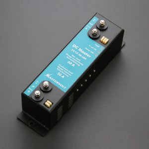 710034<br>Mastervolt DC Master コンバーター 24/12-50A (50 A cont. / 60 A 2 min.)<br>(81400350)