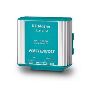 710035<br>Mastervolt DC Master コンバーター 12/24-3A (3 A cont. / 4 A 2 min.)<br>(81400400)