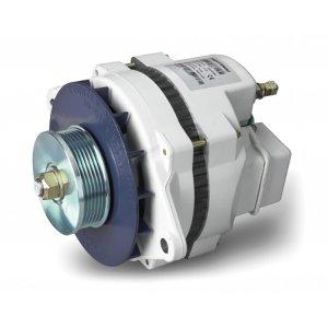 710082<br>MasterVolt オルターネーター 12V130 マルチグルーブベルト incl. 3-step charge regulator<br>(48512131)