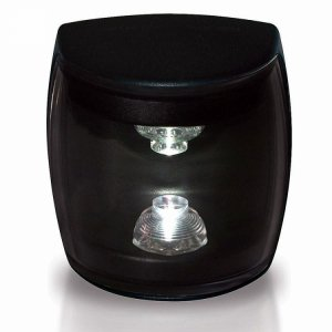 740182<br>Hella マスト灯 5NM NAVILED Pro 黒 9-33V<br>(2LT959940401)