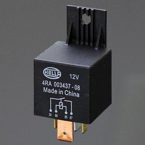 741125<br>Hella 高容量リレー12V 70A<br>(3084)
